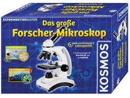 KOSMOS 636029 - Das große Forscher-Mikroskop -