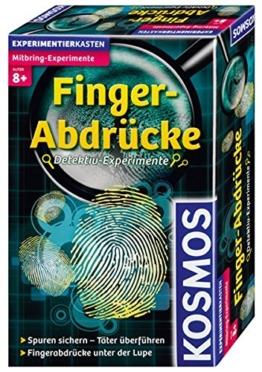 Kosmos 658410 - Experimentierset Fingerabdrücke -