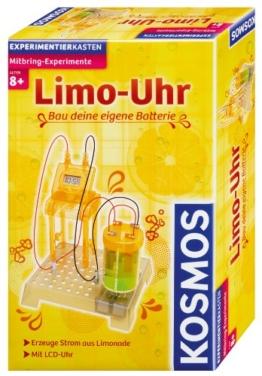 Kosmos 659073 - Experimentierset Limo-Uhr -