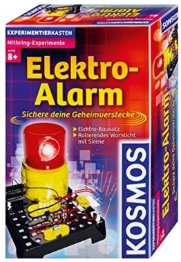 Kosmos 659172 - Experimentierset Elektro-Alarm -