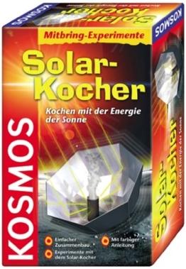 KOSMOS 659226 - Mitbringexp. Solarkocher -