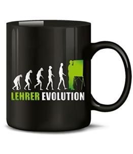LEHRER EVOLUTION 536(Schwarz-Grün) -