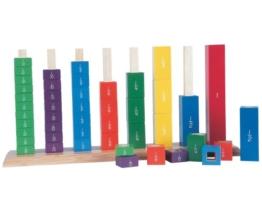 Lernspiel Farbentürme -