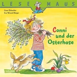 LESEMAUS: Conni und der Osterhase -