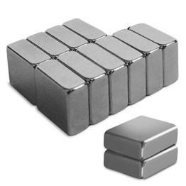 Master of Boards® Neodym Magnete - für Glas-Magnetboards / Magnettafeln, 12 Stück -