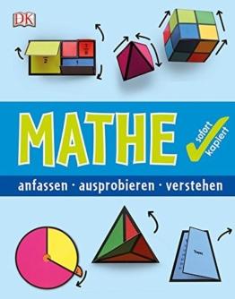 Mathe sofort kapiert: anfassen - ausprobieren - verstehen -