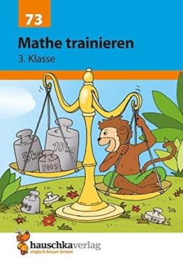 Mathe trainieren 3. Klasse -
