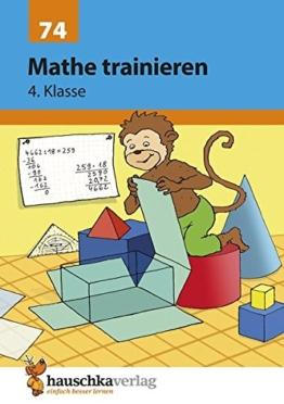 Mathe trainieren 4. Klasse -