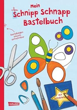 Mein Schnipp Schnapp Bastelbuch -