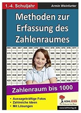 Methoden zur Zahlenraumerfassung: Zahlenraum bis 1000 -