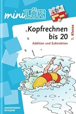 miniLÜK / Mathematik: miniLÜK: Kopfrechnen bis 20: Addition und Subtraktion 1. Klasse -