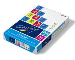 Mondi Color Copy Farbkopierpapier/2382010051 A4 weiß geriest 200 g/qm Inh.250 -