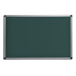 Office Marshal® Profi - Kreidetafel mit schutzlackierter Oberfläche & hervorragendem Schreibkontrast | 3 Größen | 90x120cm -
