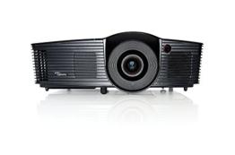 Optoma HD141X Full HD DLP-Projektor (Kontrast 23000:1, 1920x1080 Pixel, 3000 ANSI Lumen, HDMI) schwarz -