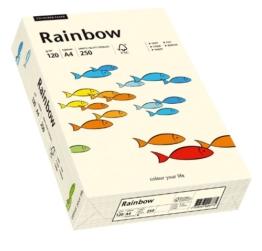 Papyrus 88042254 Multifunktionspapier Rainbow 120 g/m², A4 250 Blatt hellchamois -