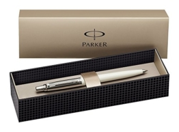 Parker Jotter Special Edition 60th Anniversary Whiteness, creme-weiß -