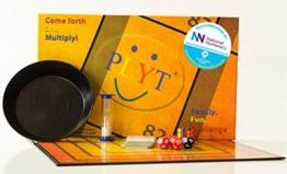 PLYT das Wettbewerbsfähige und Bewährte Spaß Mathe Brettspiel, das die Ganze Familie Genießen Kann -