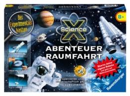 Ravensburger 18879 - Sciencex, Abenteuer Raumfahrt - Experimente -