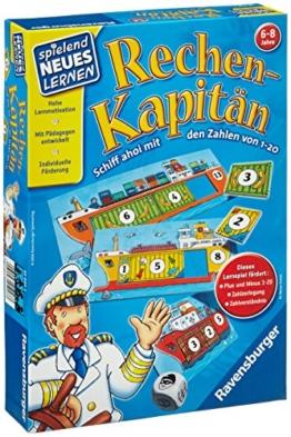 Ravensburger 25023 - Rechen-Kapitän -