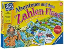 Ravensburger 25024 - Abenteuer auf dem Zahlen-Fluss -