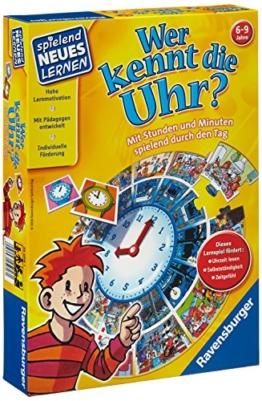 Ravensburger 25056 - Wer kennt die Uhr? -