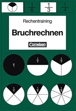 Rechentraining, Bruchrechnen -