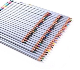 Rixow 72 Farben Ölige Buntstifte Farbstifte Colour Pencils für Kinder Malerei -