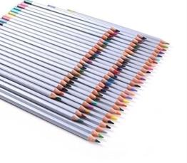 Rixow 72 Farben Ölige Buntstifte Farbstifte Colour Pencils für Kinder Malerei -