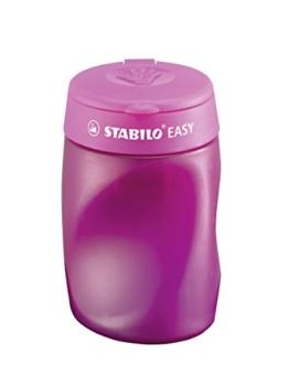 STABILO EASY Dosenspitzer 3in1 rechts pink -