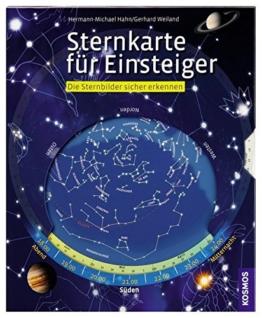 Sternkarte für Einsteiger: Die Sternbilder sicher erkennen -