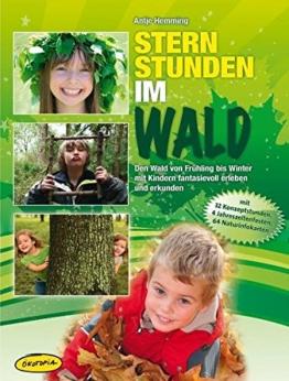 Sternstunden im Wald: Den Wald von Frühling bis Winter mit Kindern fantasievoll erleben und erkunden (Praxisbücher für den pädagogischen Alltag) -