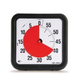 Time Timer Tischuhr Kurzzeitwecker Küchenwecker Autismus ADHS ADS Schule, groß -