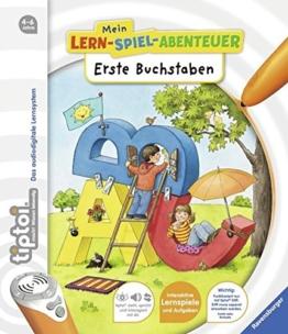 tiptoi® Erste Buchstaben (tiptoi® Mein Lern-Spiel-Abenteuer) -