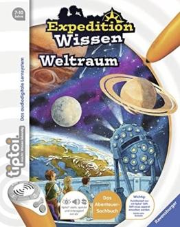tiptoi® Weltraum (tiptoi® Expedition Wissen) -