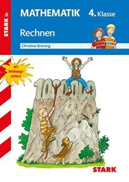 Training Grundschule - Mathematik Rechnen bis 1 Million -