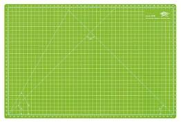 Wedo 79 245 Schneidematte Comfortline (CM 45, selbstschließende Oberfläche, 45 x 30 x 0,3 cm) apfelgrün -