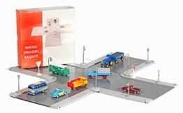 Wiking 119901 - Zubehör Strassen Bausatz (ohne Fahrzeuge) 1:87 -