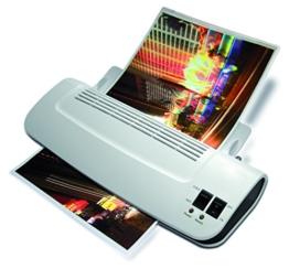 zoomyo OL289 A4 Laminiergerät für den Einsatz zu Hause oder im Büro mit Funktion zum Kaltlaminieren -