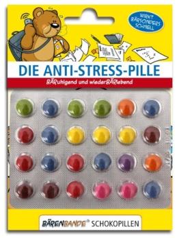 BärenBande Die Anti-Stress Pille Schokopillen -