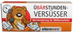 BärenBande OBÄRarzt Traubenzucker ÜBÄRstunden-Versüsser -