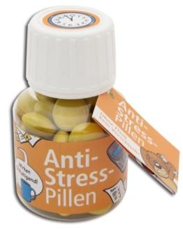 BärenBande Schokopillen Anti-Stress-Pillen -