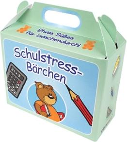 BärenBande Süßer Koffer Schulstress mit 75g Gummibärchen -