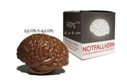 Notfallhirn Das Schoko-Gehirn für alle Fälle -